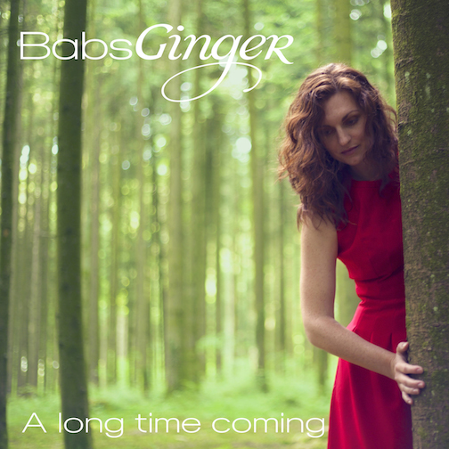 BabsGinger - A long time coming - Cover for the album
