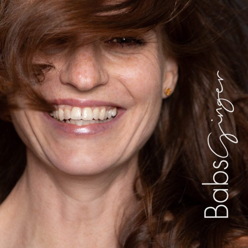 Cover EP Babs Ginger